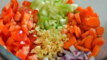 Радужный кулинарный продукт – простой и вкусный пошагово