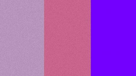 Фиолетовый справа