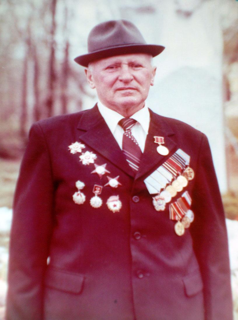 Макаров Семён Петрович