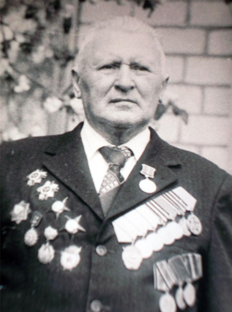 Макаров С. П.