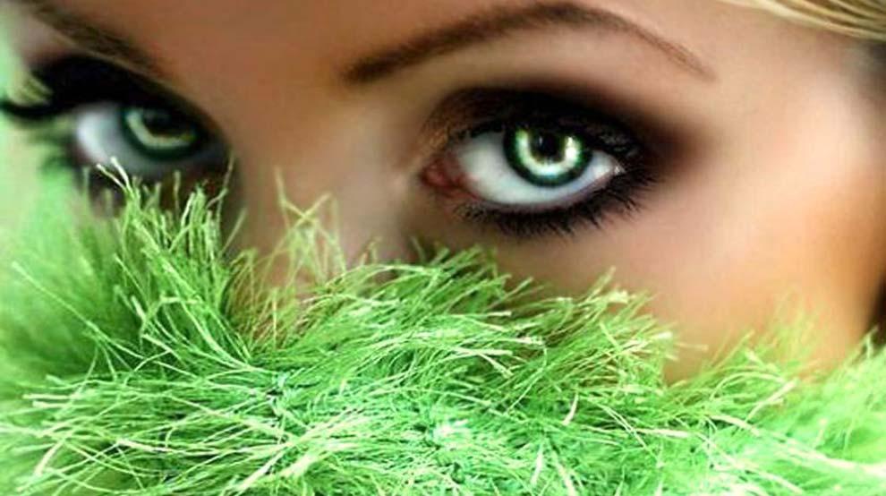 Аватарка - женские глаза