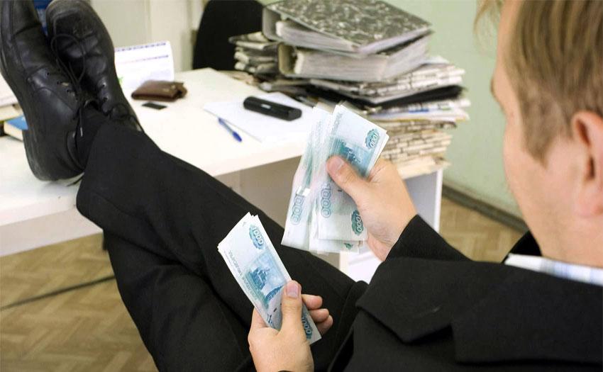Фотография о противодействии коррупции