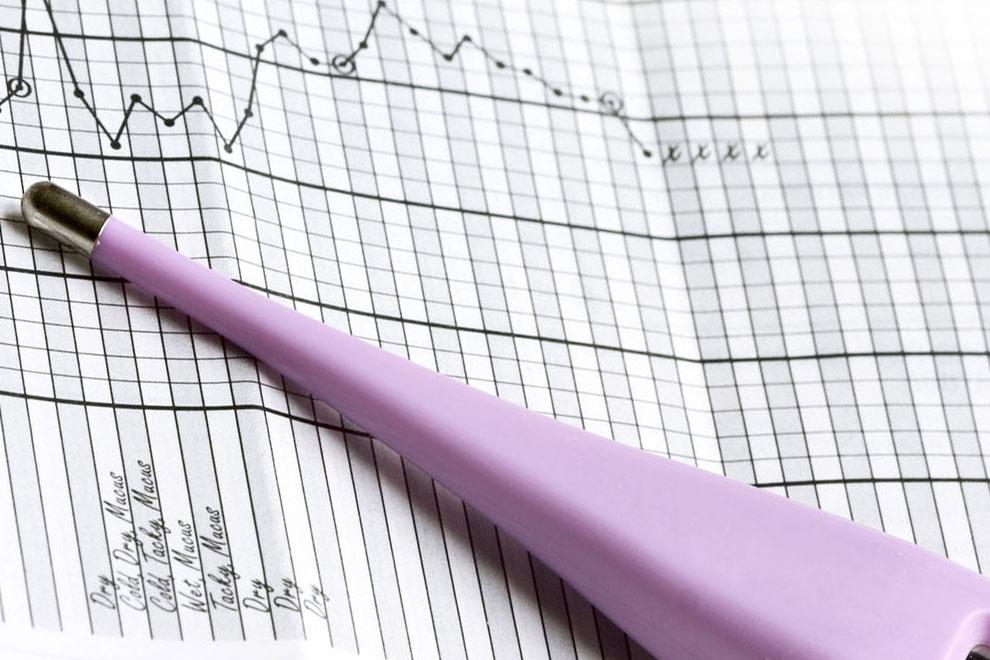 Базальная температура при беременности, ее планировании, график