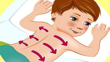 Как снять приступы сухого ночного кашля у детей: что делать, как остановить ночью