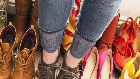 Таблица размеров обуви в сантиметрах, соответствие российских, американских и европейских сеток