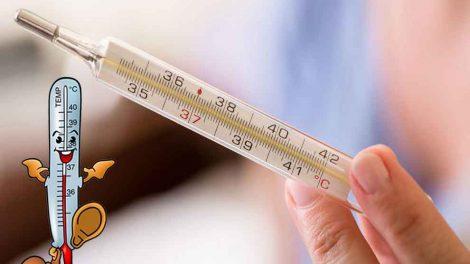 Как поднять температуру тела в домашних условиях